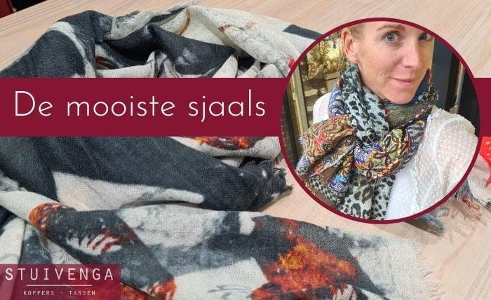 De mooiste sjaals