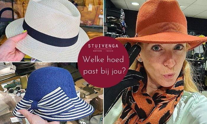 Welke hoed past bij mij?