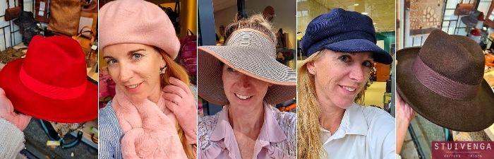 Welke hoed past bij jou