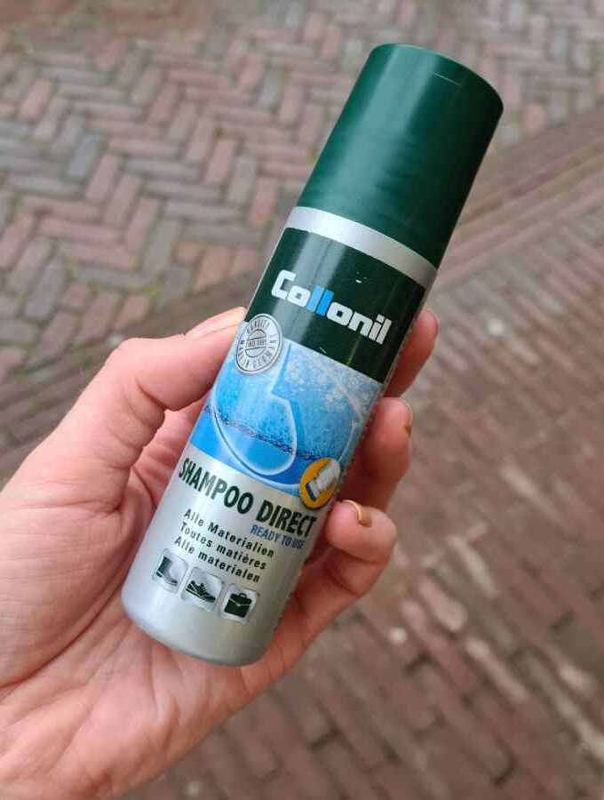 Collonil Shampoo direct met spons