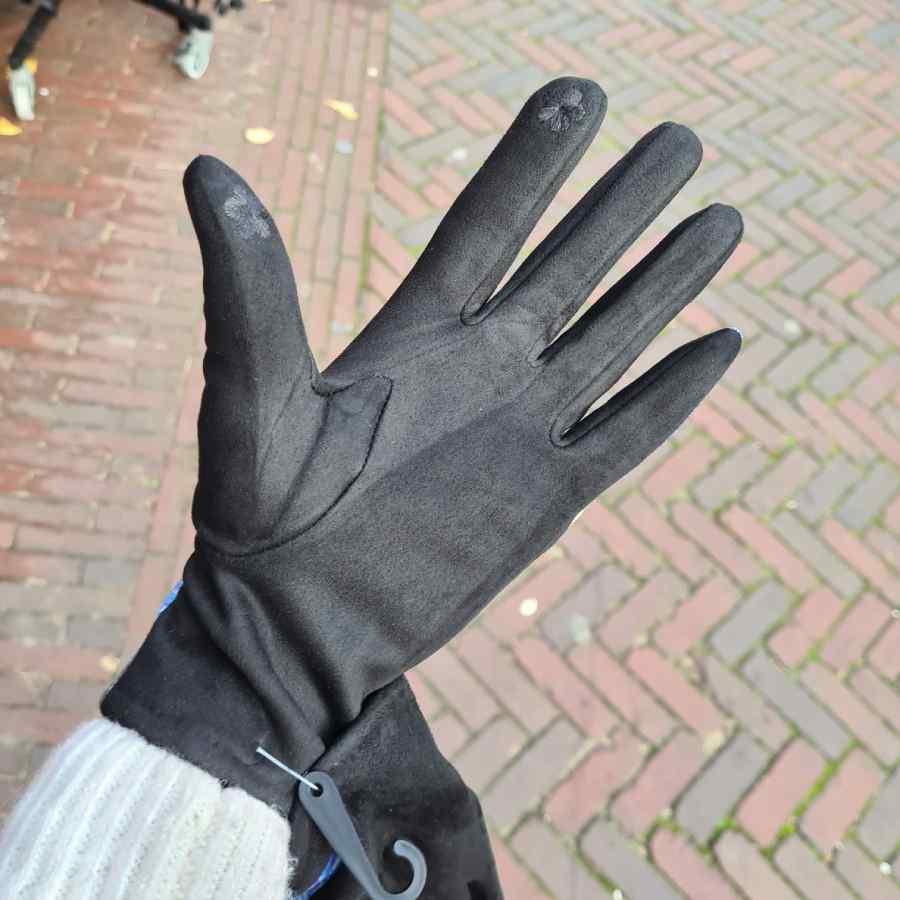 Handschoenen Vincent van Gogh De Sterrennacht