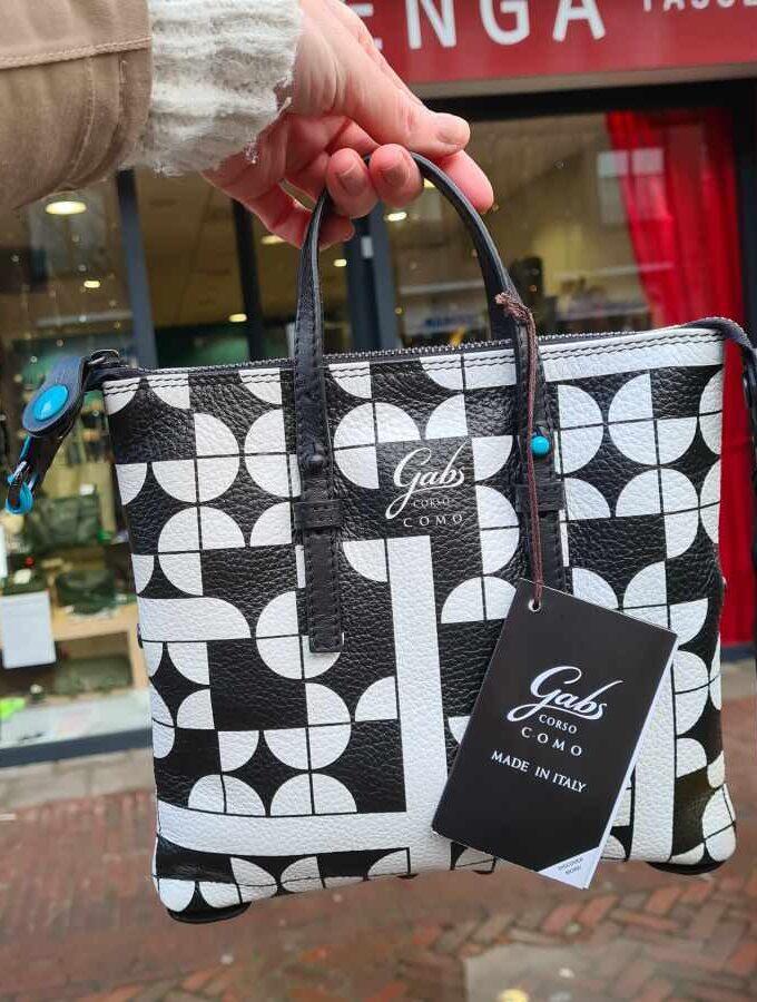Gabs G-Glamour XS Biprint Cherry zwart-wit