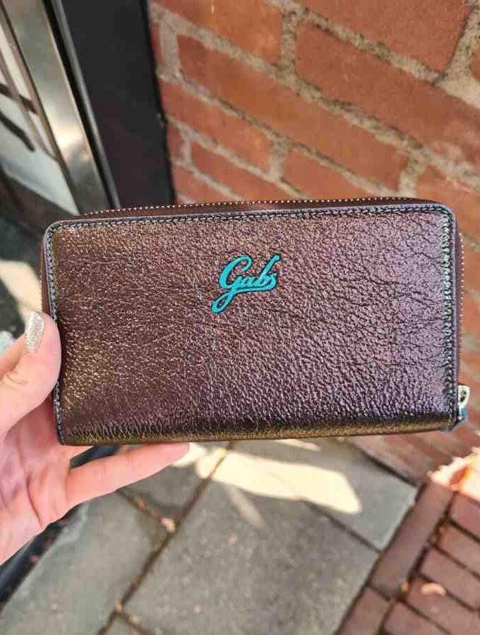 Gabs Ametista portemonnee