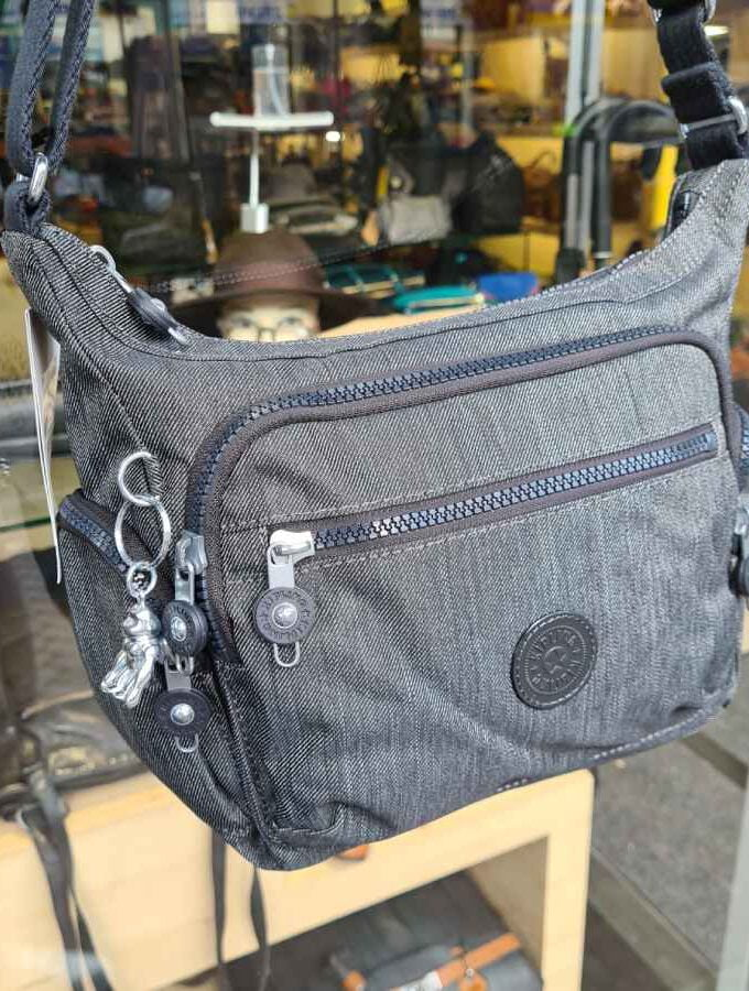 Kipling Gabbie S Black Peppery