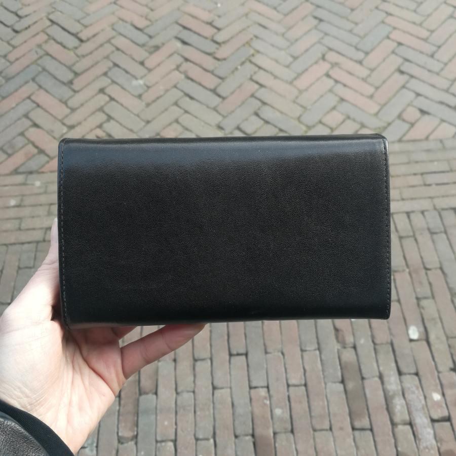 CB Gaucho dames portemonnee in zwart