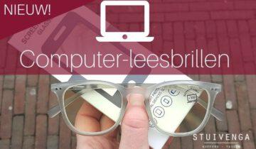 Computerleesbril : Leesbril voor achter je beeldscherm