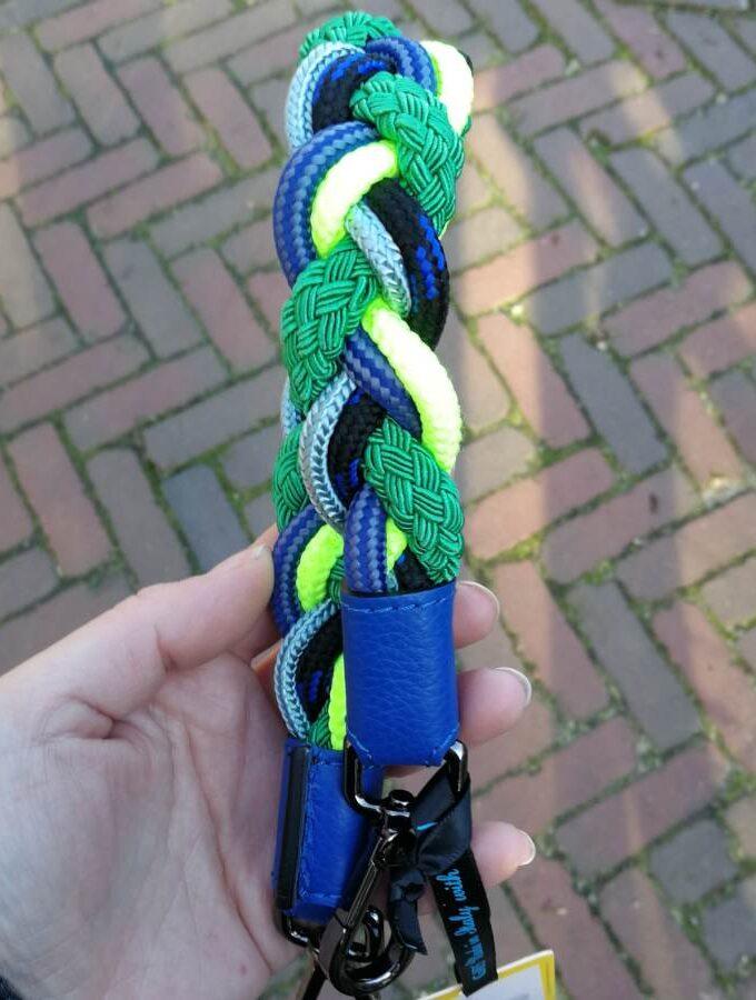 Gabs Corde Multi schouderband groen en blauw