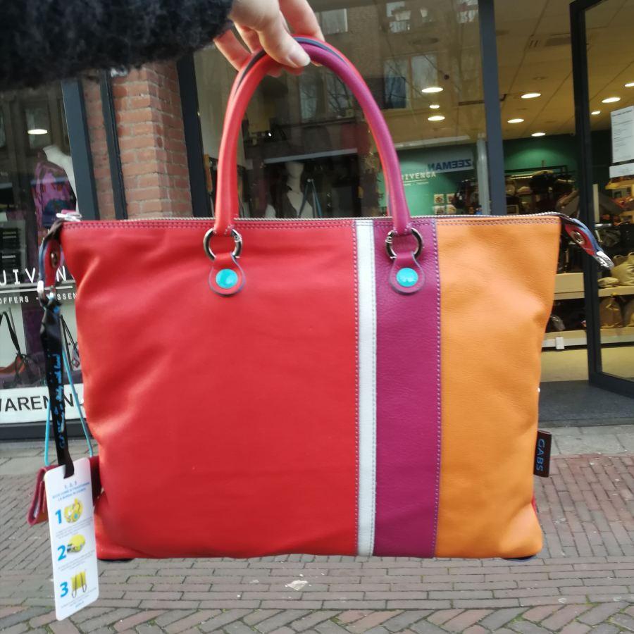 Gabs G3 Plus M Multi rood en oranje