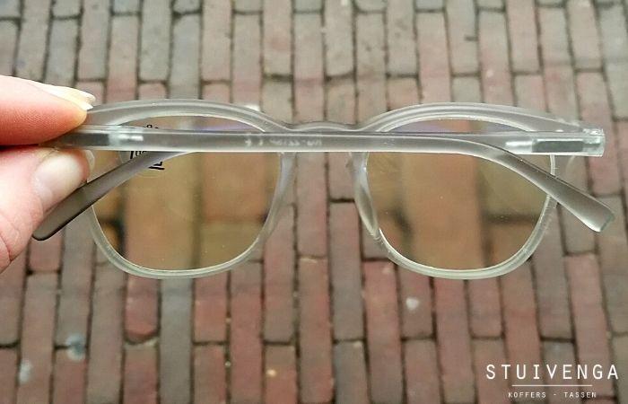 Blauw filter gele gloed leesbril