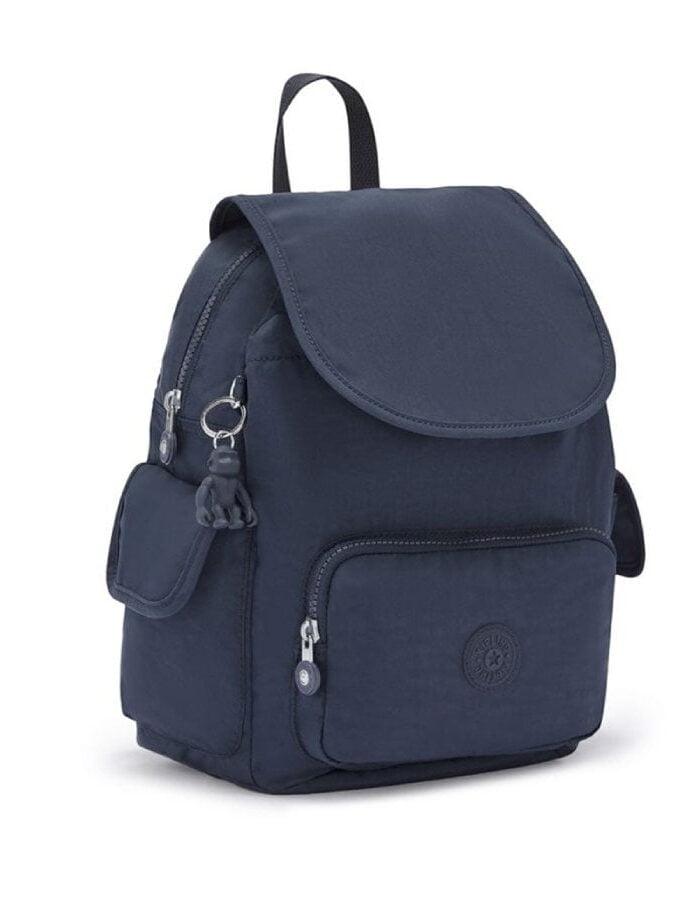 Kipling City Pack S Blue Bleu 2