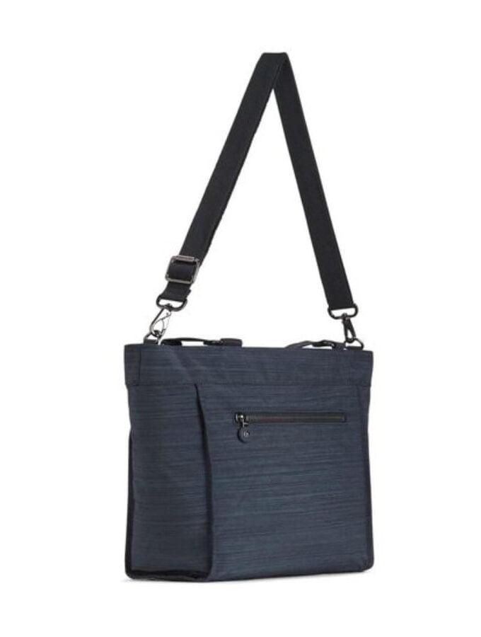 Kipling shopper S blauw