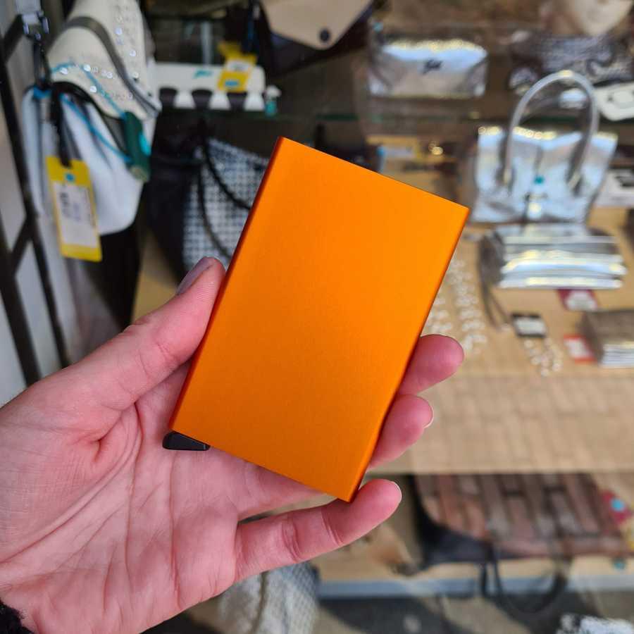 Secrid Cardprotector Oranje