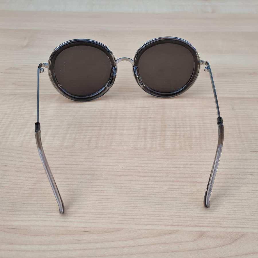 Zonnebril ronde glazen