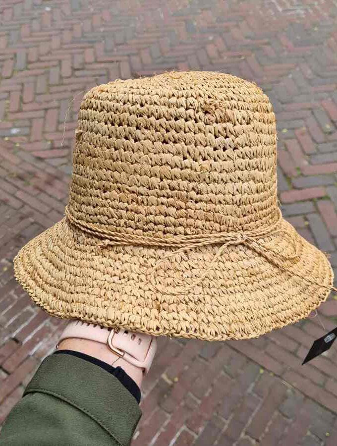 hoed stro potmodel