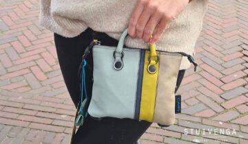 Kleine handtasjes : de nieuwste trend uit Italië