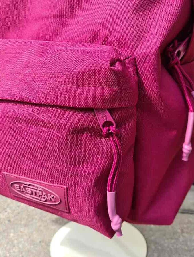 merlot eastpak rugzak roze