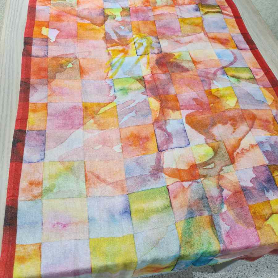 sjaal kleuren modal
