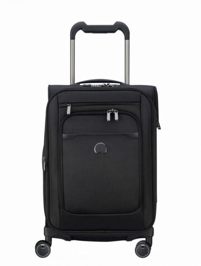 Delsey Pilot handbagage zwart