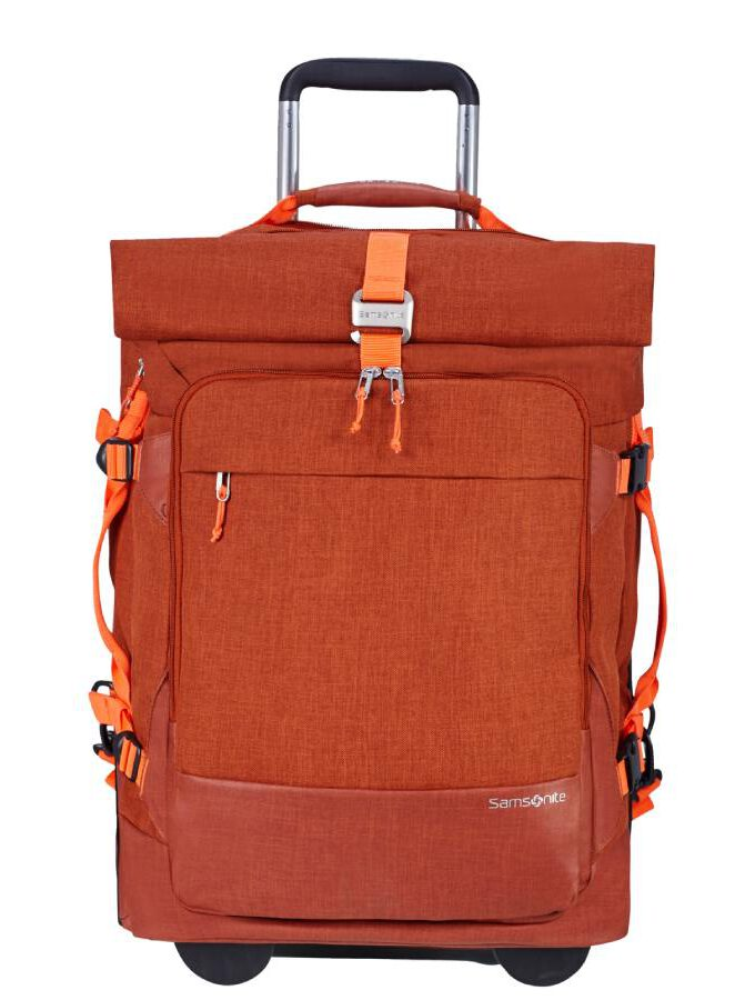Samsonite Ziproll oranje