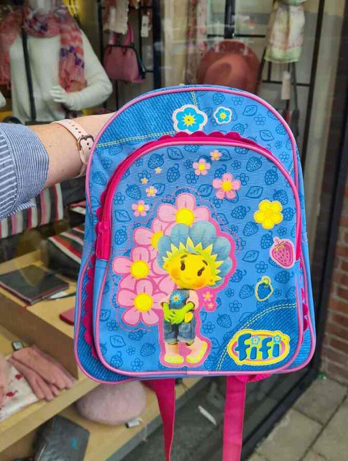 Rugzak kinderen FIFI bloemenvriendjes