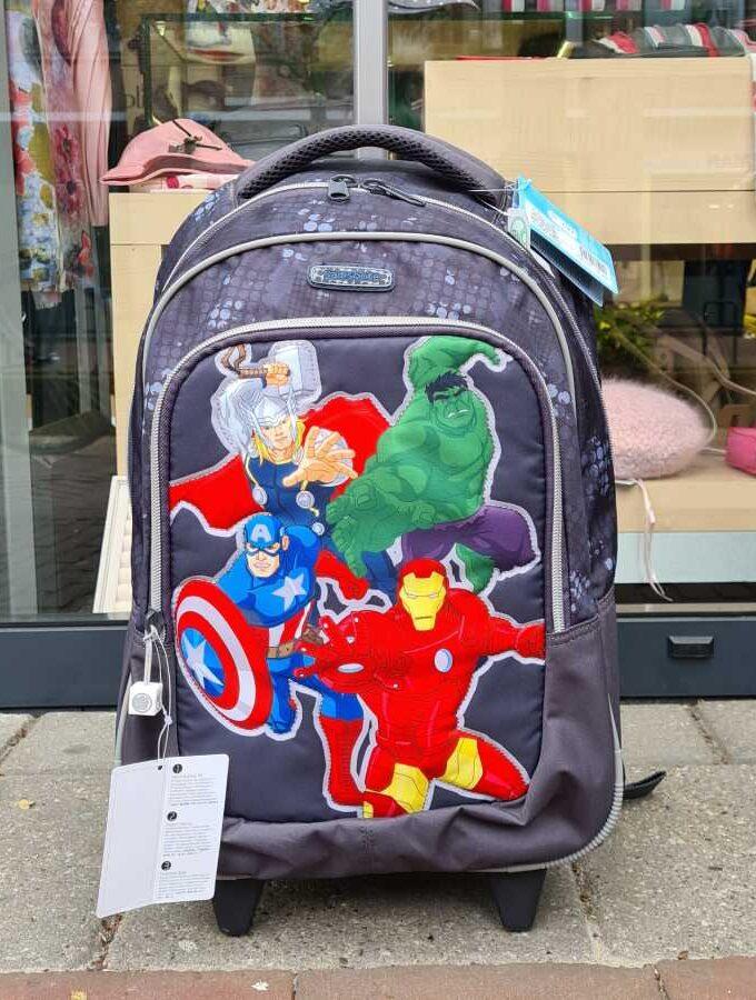 Samsonite Marvel rugtas trolley
