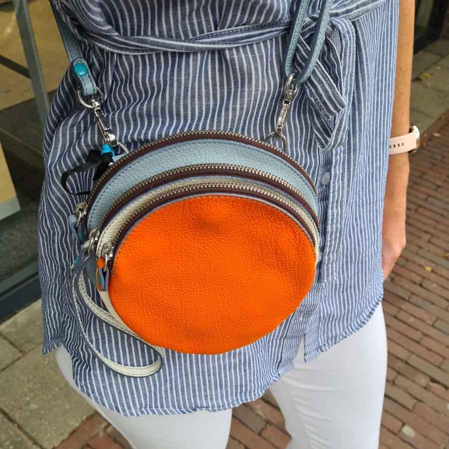 Gabs Gtris oranje blauw wit