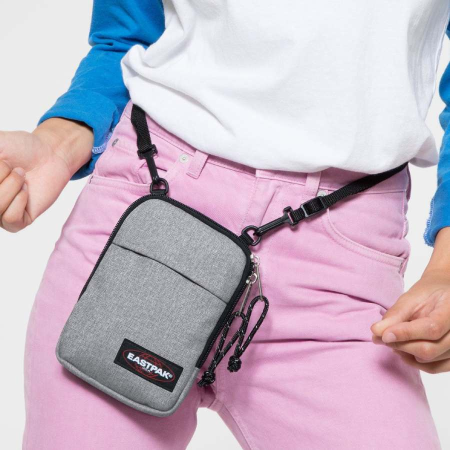 Eastpak Buddy Sunday Grey Mini Bag
