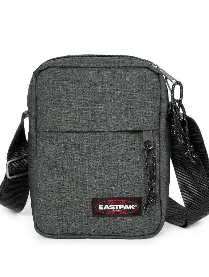 Eastpak The One Black Denim schoudertasje
