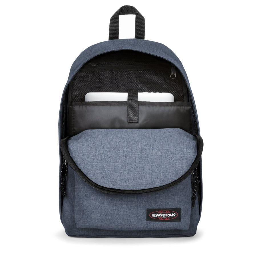 Eastpak rugzak Out of Office Crafty Jeans blauw