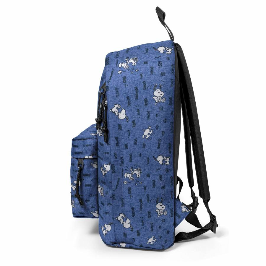 Eastpak rugzak Out of Office Peanuts Snoopy